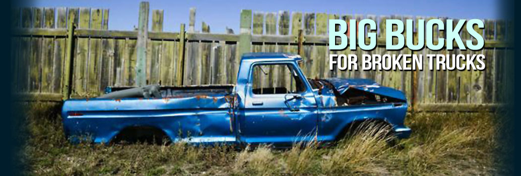 Cash For Junk Cars in Fort Bragg, California